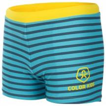 Color Kids - Kid's Volmer Swin Trunks AOP - Swim trunks
