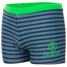 Color Kids - Kid's Volmer Swin Trunks AOP - Zwembroek