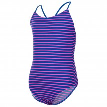 Color Kids - Kid's Viola Swimsuit AOP - Badpak