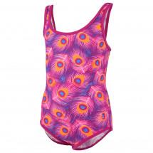 Color Kids - Kid's Vulla Swimsuit AOP - Badpak