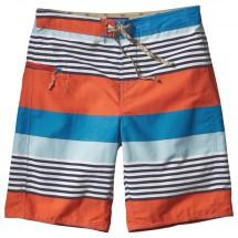 Patagonia - Printed Wavefarer Board Shorts 21'' - Boardshort
