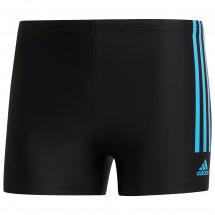 adidas - Fit Semi 3-Stripes Boxer - Zwembroek