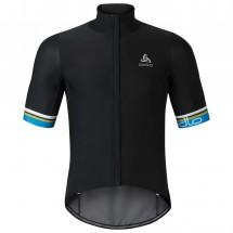 Odlo - Vlaanderen Stand-Up Collar S/S Fz - Veste de cyclisme
