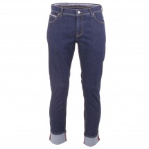 Alberto - Bike-B Ecorepel Denim - Radhose