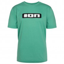 ION - Tee S/S Logo DR - Pyöräilypusero
