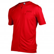 POC - Trail Light Zip Tee - Cycling jersey