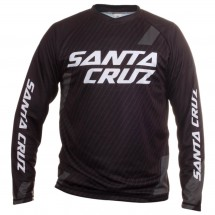 Santa Cruz - Stacked Logo L/S Trail Jersey
