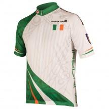 Endura - Coolmax Printed Ireland Jersey - Pyöräilypusero