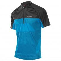 Löffler - Bike Shirt Race-Aero HZ Partial Print