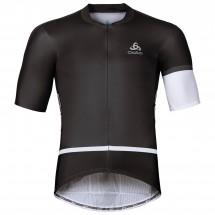 Odlo - Kamikaze Aero Shirt S/L Full Zip - Fietsshirt