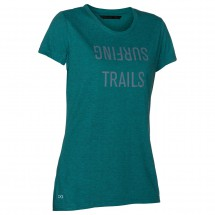 ION - Women's Tee S/S Luzid - Maillot de cyclisme