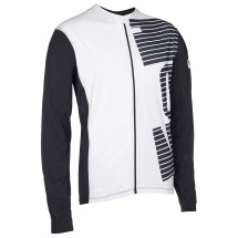 ION - Tee Full Zip L/S Crest - Cycling jersey