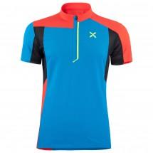 Montura - Selce Zip T-Shirt - Velotrikot