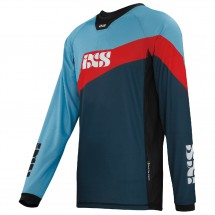 iXS - Race 7.1 Downhill Jersey ''Worldcup Edition'' - Cycling jersey