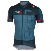 Castelli - Spunto Jersey Full Zip - Pyöräilypusero
