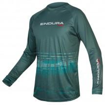 Endura - MT500 L/S Print T II - Cycling jersey