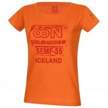 66 North - Women's Logn T-Shirt 5EMF - T-paidat