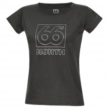 66 North - Women's Logn T-Shirt 66 Open Box - T-paidat