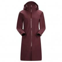 Arc'teryx - Women's Aphilia Coat - Pitkä takki