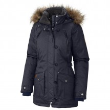 Columbia - Women's Barlow Pass 550 Turbodown - Manteau