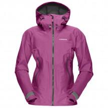 Norrøna - Women's Trollveggen Dri3 Jacket - Hardshell jacket
