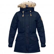 Fjällräven - Women's Singi Down Jacket - Pitkä takki