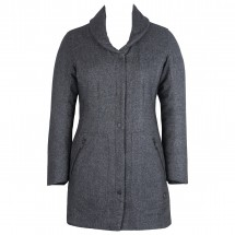 Alchemy Equipment - Women's Insulated Shawl Collar Coat