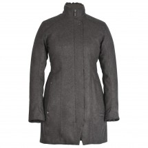 Alchemy Equipment - Women's Insulated Tech Wool Coat - Jas