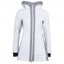 2117 of Sweden - Women's Padded Wool Coat Katthult - Pitkä takki