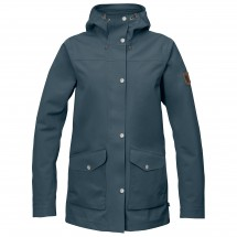 Fjällräven - Women's Greenland Eco-Shell Jacket - Regnjakke