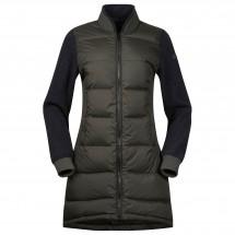 Bergans - Women's Oslo Down Hybrid Long Jacket - Jas