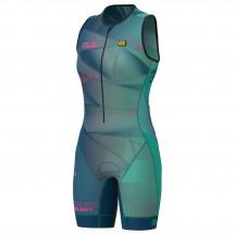 Alé - Women's Long Tri Skinsuit Triathlon - Mono de ciclismo