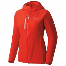 Mountain Hardwear - Women's Super Chockstone Hooded Jacket - Softshell jacket