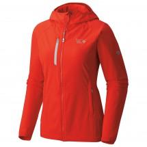 Mountain Hardwear - Women's Super Chockstone Hooded Jacket - Softskjelljakke