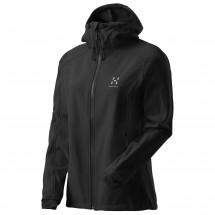 Haglöfs - Gecko Q Hood - Softshell jacket
