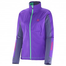 Salomon - Women's Equipe Softshell Jacket - Softshelljacke