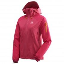 Haglöfs - Women's Skarn II Hood - Softshell jacket