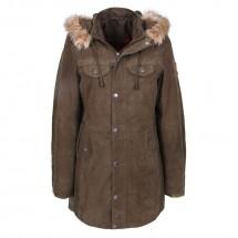 Alprausch - Women's Leder Tschigg - Vapaa-ajan takki