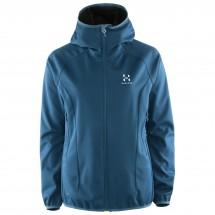 Haglöfs - Women's Mistral Hood - Softshell jacket