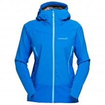 Norrøna - Women's Falketind Windstopper Hybrid Jacket - Softshell jacket