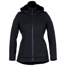 Alchemy Equipment - Womens Laminated Softshell Hooded Jacket