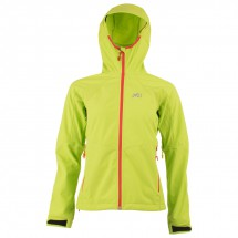 Millet - Women's Touring Shield Hoodie - Softshelljack
