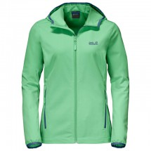 Jack Wolfskin - Turbulence Jacket Women - Softshelljack
