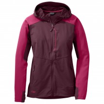 Outdoor Research - Women's Ferrosi Hooded Jacket - Softshelljacke