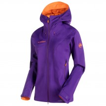 Mammut - Ultimate Eisfeld Softshell Hooded Jacket Women - Softshelljack