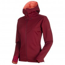 Mammut - Ultimate V SO Hooded Jacket Women - Softshell jacket