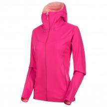 Mammut - Women's Ultimate V So Hooded Jacket - Softshell jacket