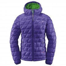 Vaude - Women's Kabru Hooded Jacket - Untuvatakki