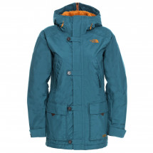 The North Face - Women's Honee Snugs Delux Parka