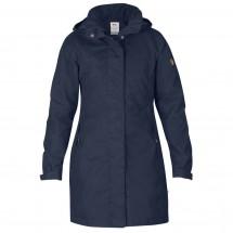 Fjällräven - Women's Una Jacket - Pitkä takki